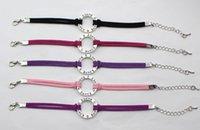 best dancers - Custom Newest Simple Silver Dance Rope Wax Cords Bracelets Bangles For Dancer Lovers Bracelet For Best Friend Gift Drop Shipping