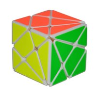 Wholesale Moyu x3x3 Axis Magic Cube Change Irregularly Jinggang Speed Cube with Frosted Sticker