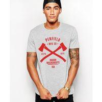 ax brand - top Men s T Shirts penfield MFG CO estd ax short sleeved T shirt men tide brand fashion shirt