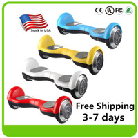 balance children - With Protective clothing inch children electric self balance scooter smart scooter hoverboard skateboard balance for kids drop shipping