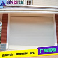 Wholesale 2016 manufacturers direct electric rolling gate steel fire shutter shopping mall shop anti theft shutter door new products