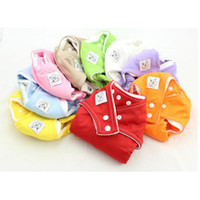 Wholesale Cloth Nappy Liners Covers Reusable Washable Baby Cloth Nappies Nappy Diapers diaper cover Microfiber inserts