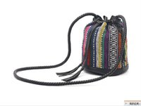 hippie bags - Vintage muti color BOHEMIAN Hippie Dippie Bag Cross Body DROP SHIPPING