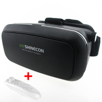 3d movie - Shinecon VR BOX Headset Virtual Reality D Glasses Google Cardboard Headset Oculus Rift Head Mount Movie For Smartphone