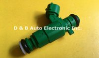 Wholesale 4pcs High Quality Fuel Injectors Nozzles For Hyundai Sonata Elantra Santafe Kia