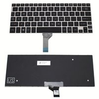 Wholesale New US keyboard Replacement for Toshiba Satellite NB10 NB10t NB10t A NB15 NB15t Series Laptop H000090940 K3094 US