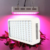 Wholesale Full Spectrum LED Grow Light W Hydroponics Flower Fruit Vegetable Full Spectrum Led Plants Lighting AC85 V Grow Tent Box W LEDS