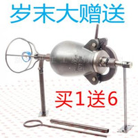Wholesale Old fashioned lively rattlebag table popcorn machine scamper spend the cannon popcorn maker popcorn extruder KG