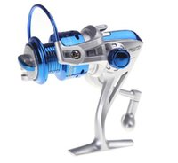 Wholesale Spinning Fishing Reel BB Left Right Interchangeable Collapsible Handle Fish Wheel