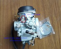 atv quad raptor - 36mm Carburetor Zinc alloy casting not Aluminum for QUAD ATV KFX KFX400 UTV LTZ LTZ400 Raptor