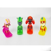 Wholesale New Patrol Puppy Dog toys Action Figure Toys Patrol Dog snowboard doll toys kids gift