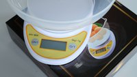 Wholesale Electronic Kitchen Food Diet Postal Weight Scale Electronic Scale LCD Display