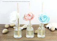 Wholesale Reed Diffuser Natural Scents Essential Oils Synergies Aroma Diffuser With A Variety Of Flavor For Fragrance Diffuser Code