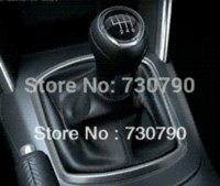 auto interior trim parts - High Quality Mazda CX CX5 ABS Chrome manual panel decoration stickers decoration trim interior auto parts