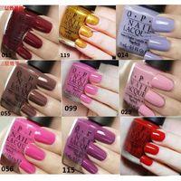 Wholesale 128 color brand gelish nail polish colors nail polish Soak Off Nail Gel ML for Salon UV Gel supplies