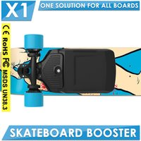 Wholesale Christmas Skateboard Electric Booster Section Batt Samsung Brand Battery Scooter Dual Motor Wheels Hot Safe Funny Outdoors Entertainment