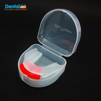 Wholesale Double Teeth Guard Protection boxing teeth guard boxing mouthguard bruxism Sanda tooth sports mouthguards
