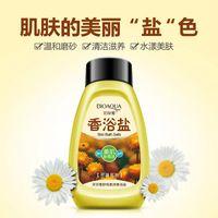 Wholesale Park Springs yayang Chamomile bath salts exfoliating shower gel clear moisturizing cosmetics body care cosmetic sponge