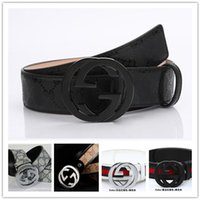 automatic boy - new hip brand buckle designer belts for men women genuine leather gold cinto belt Men s