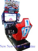arcade simulator - 2016 New Amusement Park Equipment Arcade Video Coin Operated Simulator Outrun Drive Play Car Racing Games