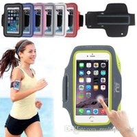 bag armband - Luxury Waterproof Sports Running Armbands Case Arm Phone Bag For iPhone Samsung any moblie phones