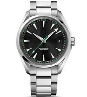 aqua stainless steel - new automatic Watch Fashion watch Aqua Terra m Master Co Axial mm Stainless Steel Man Wristwatch