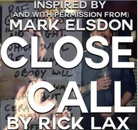 android voice calling - Close Call by Rick Lax