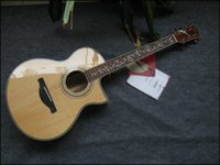 Wholesale 40 NEW guitars inch closed angle type Acoustic Guitar Rosewood Fingerboard guitarra with guitar strings