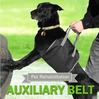 Wholesale Pet Dog Auxiliary Belt Carrier Bag Assist Sling Outdoor Portable Lift Support Rehabilitation Harness