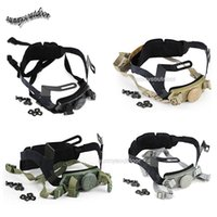 Wholesale Helmet Accessory OPS CORE Tactical Fast Helmet Head Locking Cingulate Hanging System Dial Liner locking Strap System
