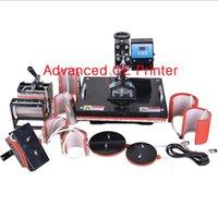 advanced equipment sales - Fashion Top Sale Digital New Advanced In V V Hot Press Mug Tshirt DIY Printing Equipment Mug Sublimation Heat Press Machine
