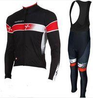 Wholesale Tour de Italy Long Sleeve wilier Cycling Jerseys Cycle Tops Winter Bicycle Tracksuits Bike Wear Soft Breahable Riding Suit Bib Pants XXS XL