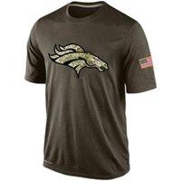 active navy ships - Men Broncos T Shirts cheap rugby football jerseys Tshirts Denver navy brown mens short sleeve sports TShirt