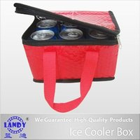 beer lunch - Heat Preservation Cooler Bag Insulation Materials For Lunch Box Beer Bottle Bag Food Use Bag Insulated Pouches Aluminum Bag Landy