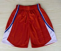 basketball clippers - 2016 Los Angeles Clippers Basketball Shorts New Material Rev Sport Shorts Best quality Authentic Shorts S XXL Accept Mix Order