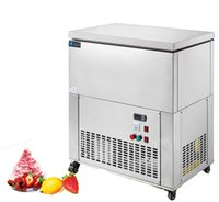 Wholesale 220V Six Barrels ice machine Continuous Ice Making machine Snow Ice machine