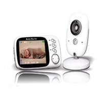 baba baby - quot GHZ Wireless Video Baby Monitor VOX Intercom Night Vision Digital Camera Babysit baba eletronica bebek telsizi