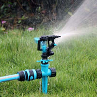 automatic lawn sprinklers - Farm Landscaping Sprinklers double inlet buried automatic garden sprinklers swing Plant Lawn Roof cooling tool
