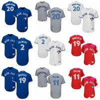 Cheap Baseball Josh Donaldson Jersey Best Men Short Blue Jays Jerseys