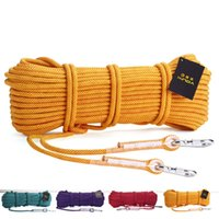 Wholesale 10M Top Quality Rock Climbing Downhill rope mm Diameter Rappelling Cord Safety ropes Aerial Work tools L XDQJ