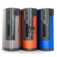 Wholesale 100 Original Sigelei Fuchai w TC Temperature Control Huge Vapor Box Mod Fuchai VS Sigelei Snowwolf Smok Koopor Primus