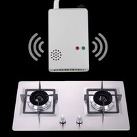 Wholesale Hot Home Safe Sensor Alarm Natural Gas Propane Butane Methane Leak Detector New new arrival