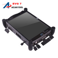 automotive car service - Automotive Diagnostic Controller EVG7 DL46 HDD500GB DDR4GB Tablet PC for professional garage and mechanic car repair services