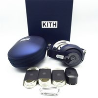 Wholesale Grade AAA KITH Wireless Beats studio Headphones Noise Cancel Bluetooth Used Headset with retail box