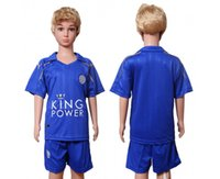 active payment - Leicester Top Quality kits shirt and shorts Camiseta de Futbol Maillot Leicester C Safe Payment