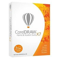 Wholesale Corel CorelDRAW Home and Student Suite X7 Users New