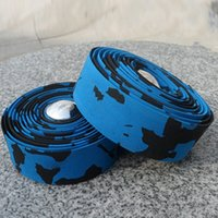 Wholesale Outdoor Sports Bike Bicycle Cycle Handlebar Tape Wrap Bar Plug Accessories MN0079 kevinstyle