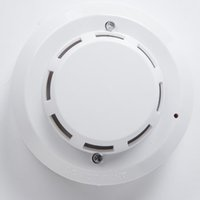 Wholesale High class best quality wire wire Smoke Alarm Detector smoke detector prices price
