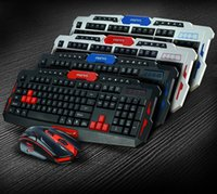 Wholesale Intelligent wireless mouse and keyboard set TV Transformers game key mouse kit
