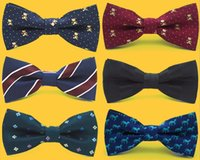 Wholesale 2016 New Hot Sale Adjustable Children s Bowties Kids Bow Ties Party Bow Tie Fashion Bowtie BYG10005K